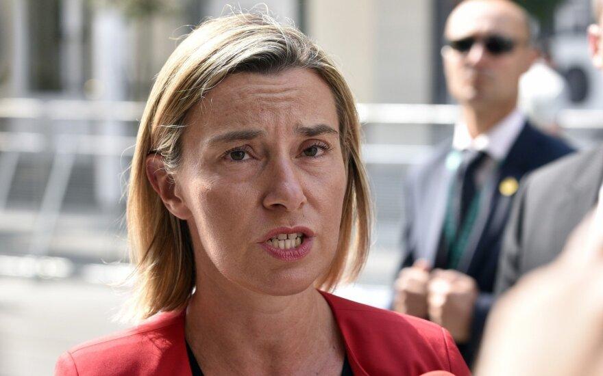 ES užsienio reikalų ministrų susitikimas Bratislavoje
