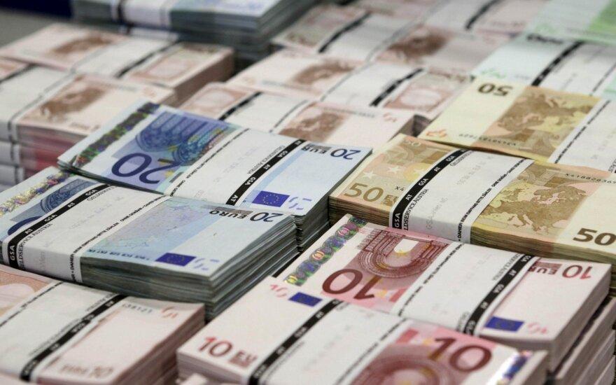 Мрачные прогнозы осуществляются: в Литву посылают меньше денег