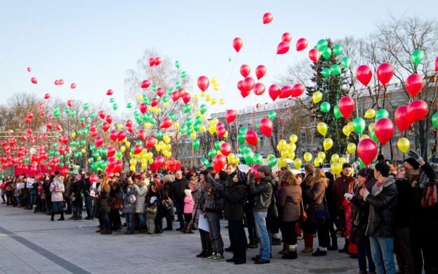 Организаторы праздника свободы призывают 11 марта искать друзей, а не врагов