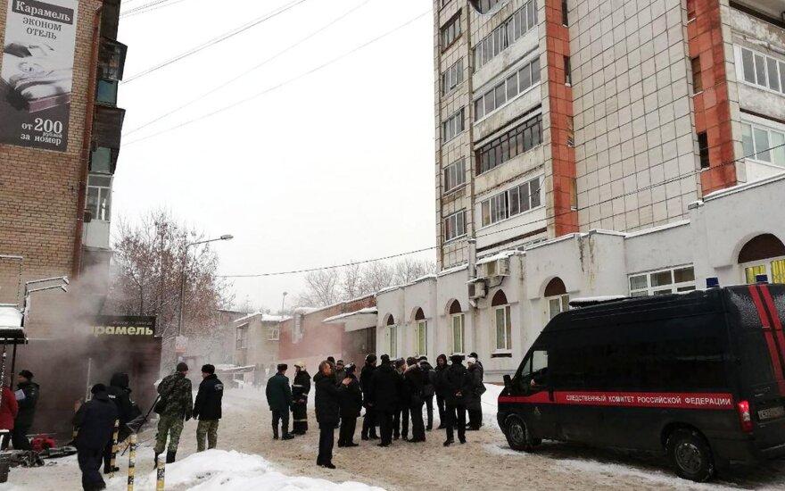 В Перми при прорыве трубы с кипятком погибли пять человек