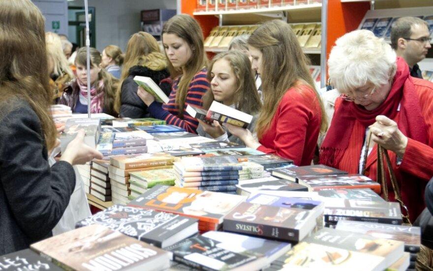 На Вильнюсской книжной ярмарке – провокационные дискуссии