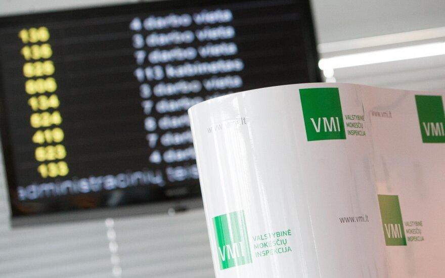 Налоговая инспекция вернет налогоплательщикам 1,12 млн. евро
