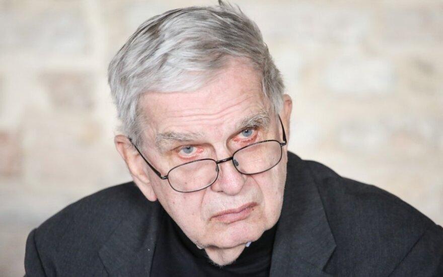 Адамкусу и Венцлове - награды форума интеллектуалов Польши и Литвы