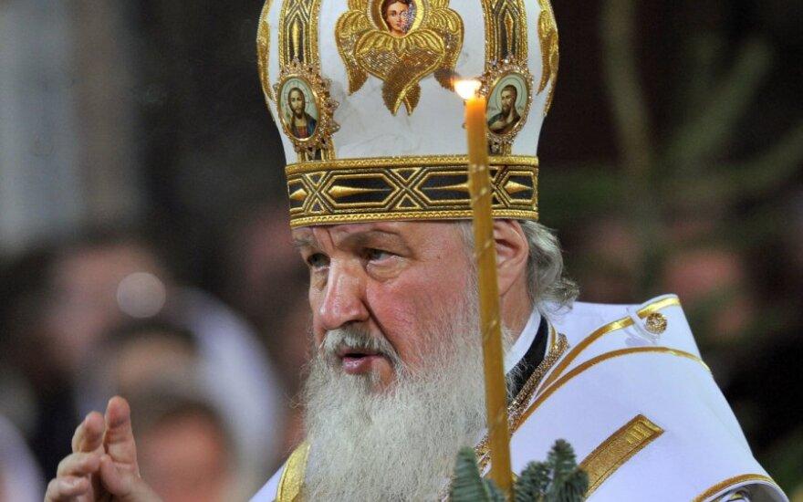 СМИ: патриарх Кирилл закупил роскошную мебель в Италии