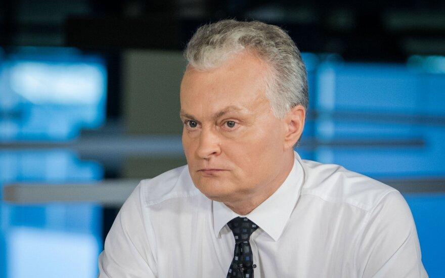 Науседа похвалил граждан Литвы, которые ездят за покупками в Польшу