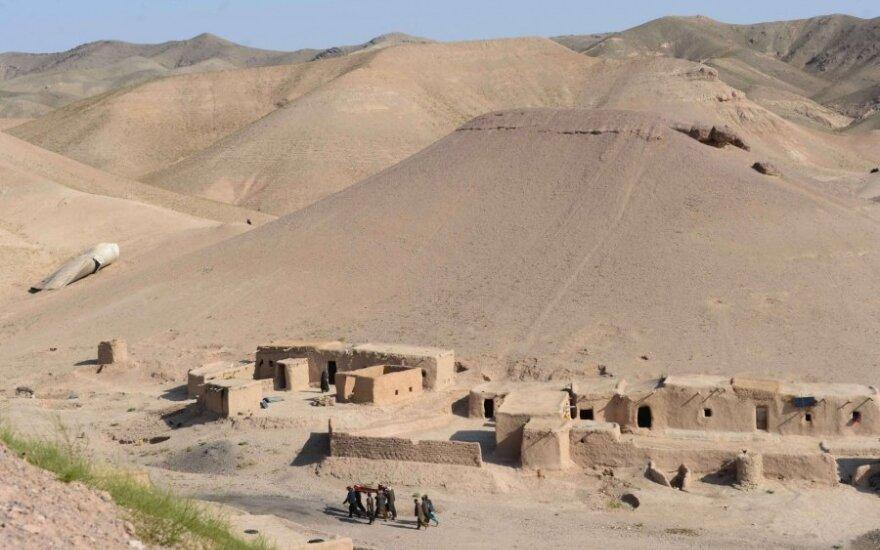 Литва выделила 30 тыс. евро гуманитарной помощи Афганистану