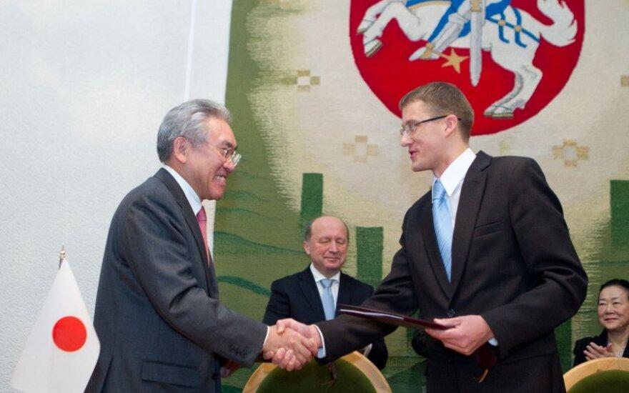 Pasirašytas susitarimas dėl Visagino AE Koncesijos sutarties pagrindinių nuostatų