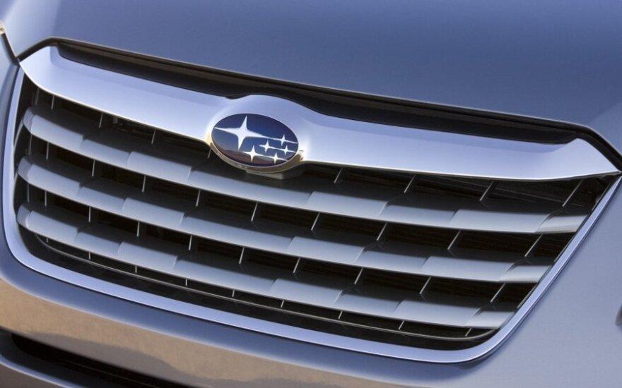Лучший cпециалист по Subaru работает в Эстонии