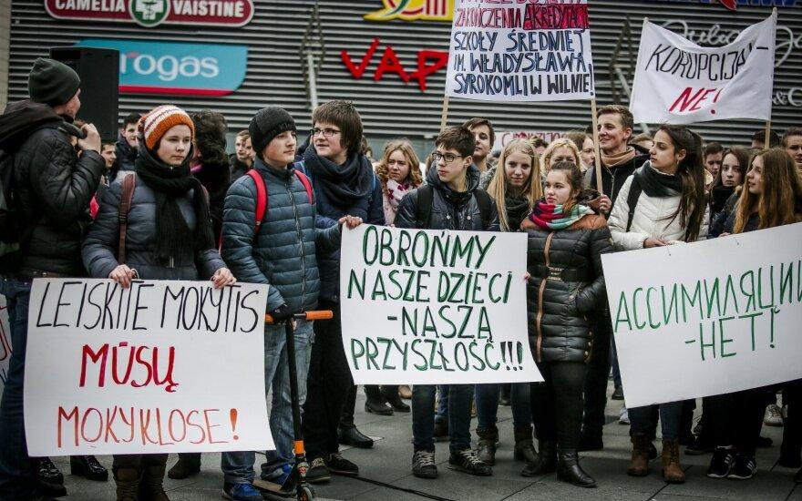 В Сейме Литвы создана группа по решению вопросов политики нацменьшинств