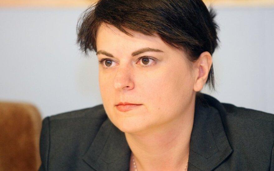 Радина: учреждения Литвы нанесли удар по белорусским политзаключенным