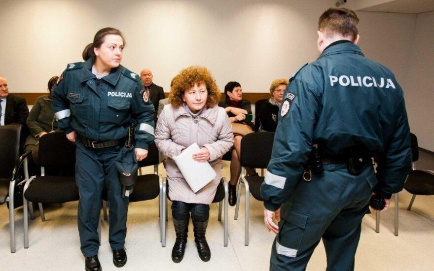Seimo kanceliarijos darbuotojų byla