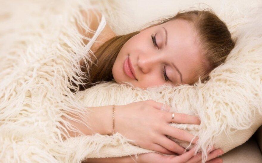 Женские сны сексуальны, мужские скучны