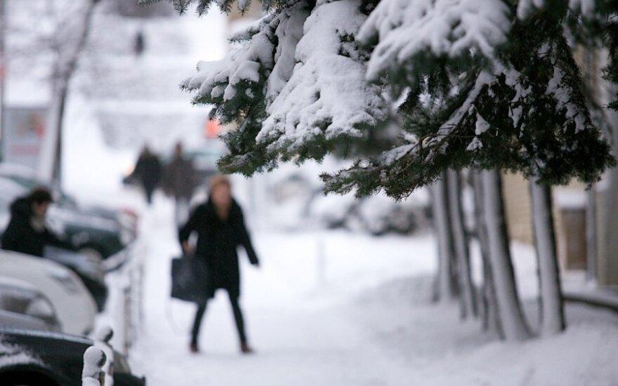 Прогноз: когда ждать снега