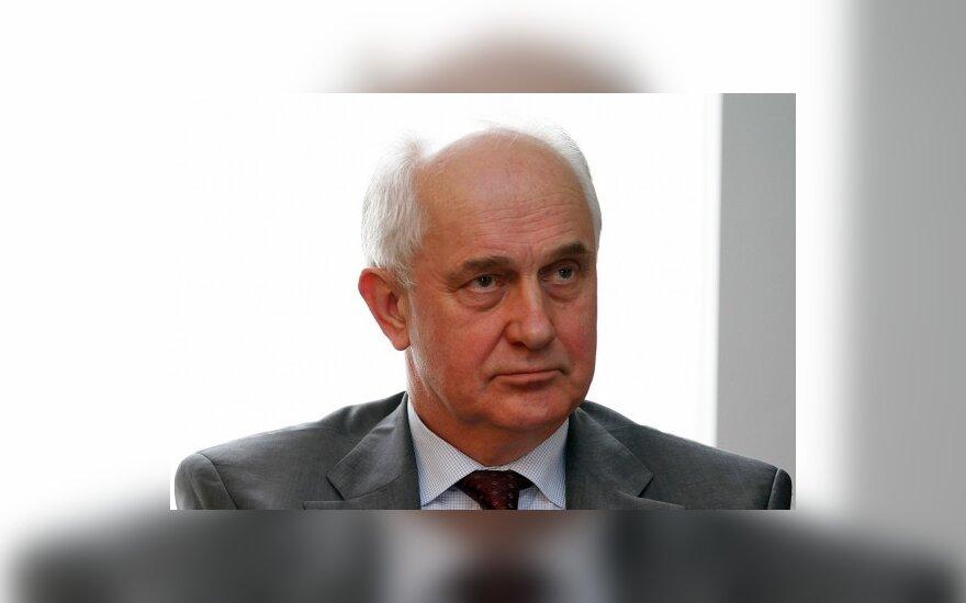Шаркинас может оставаться на посту и после окончания срока полномочий