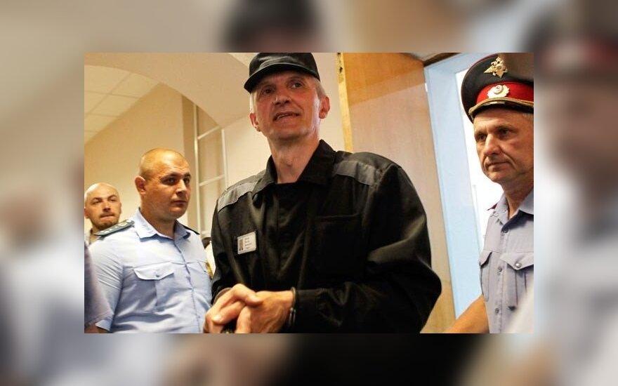 ФСИН опровергла выход Лебедева из СИЗО