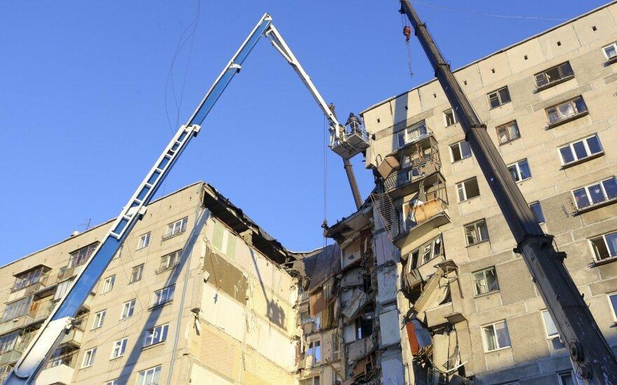 Почему в жилых домах в России регулярно взрывается газ? Мнение эксперта
