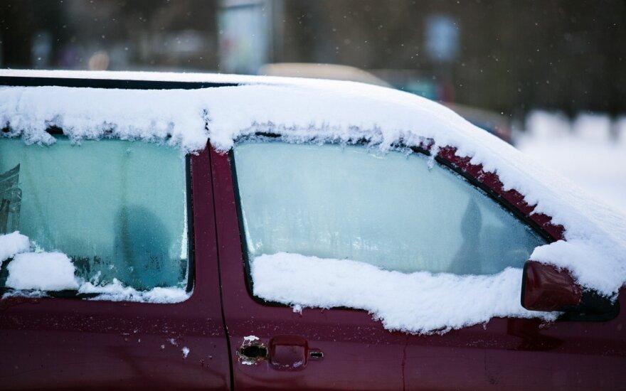 Жертвами сильных морозов в Европе стали 16 человек