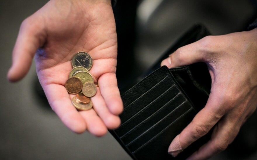 В Литве за чертой абсолютной бедности – каждый десятый