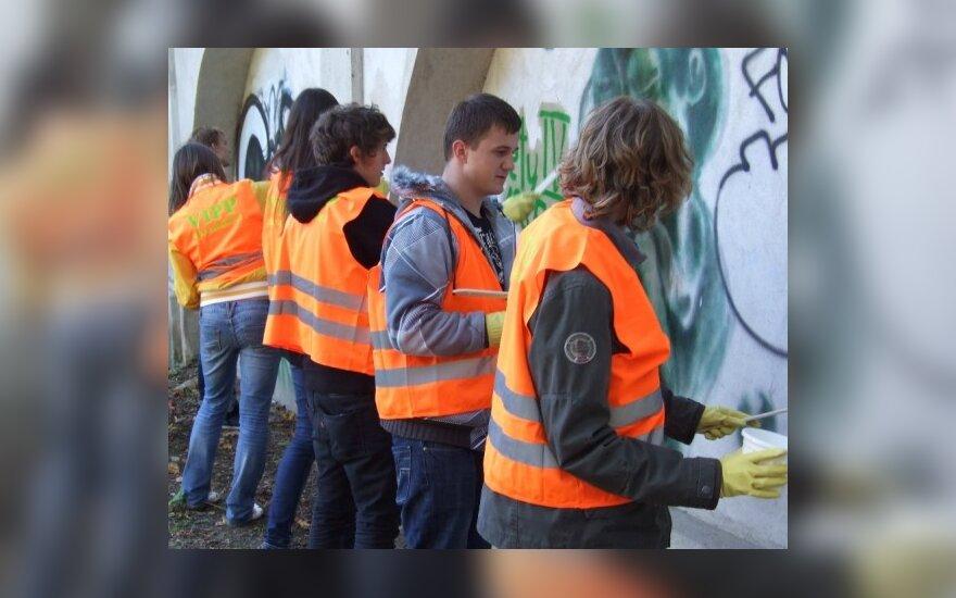 Valomi grafitai