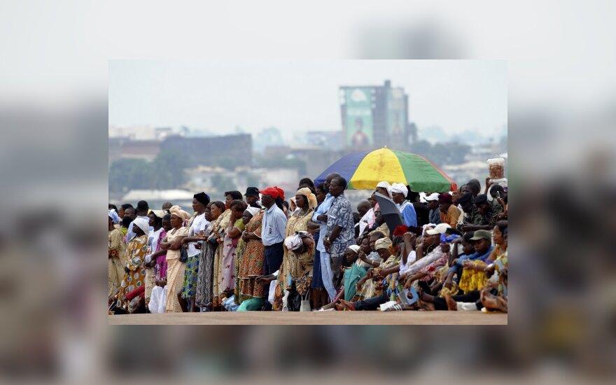 Popiežiaus Benedikto XVI vizitas Afrikoje