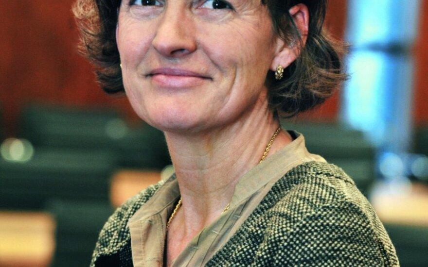 Agnete Raaschou-Nielsen, EPO nuotr.