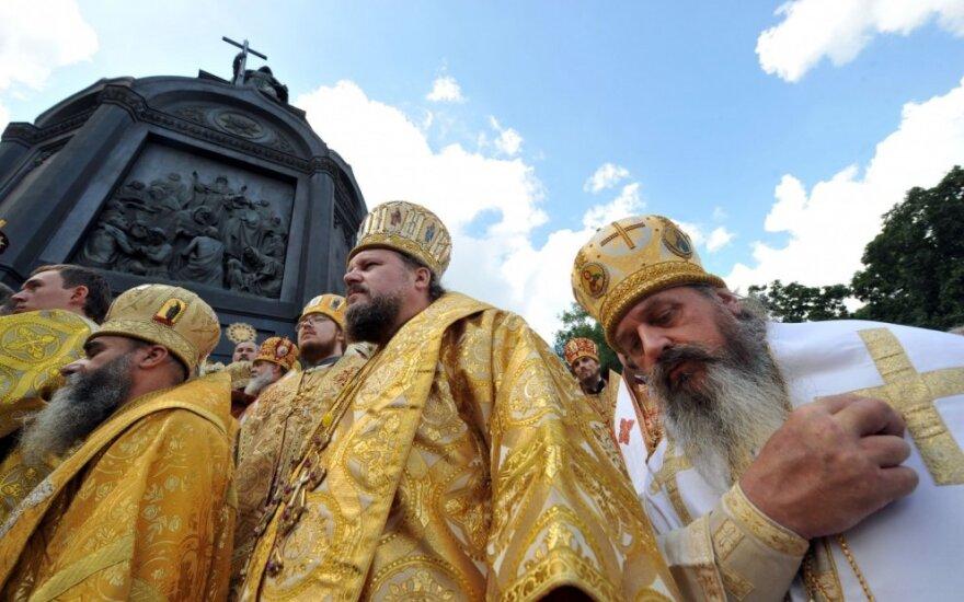В Крыму задержан архиепископ ПЦУ Климент
