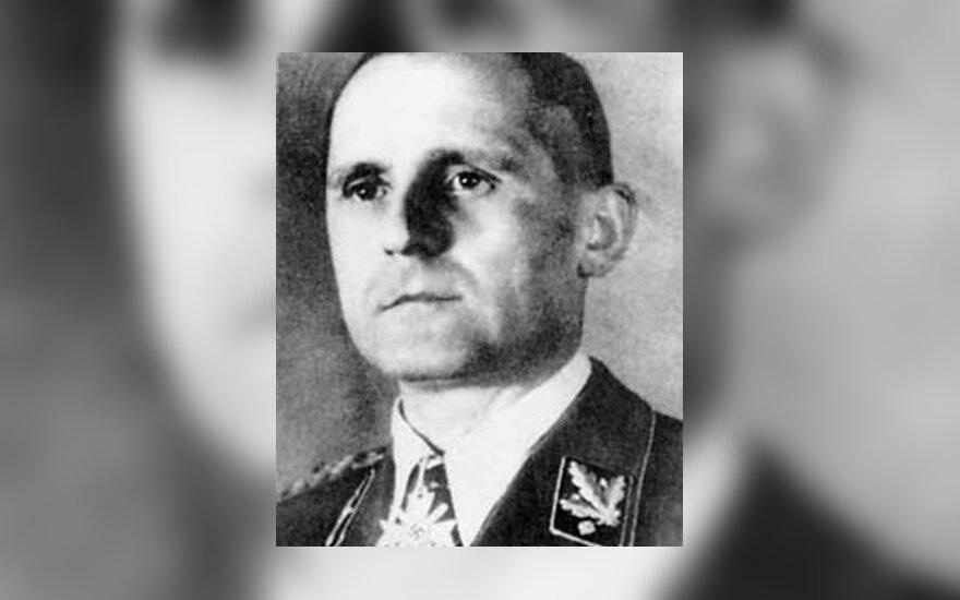 Могилу шефа гестапо Мюллера нашли на еврейском кладбище