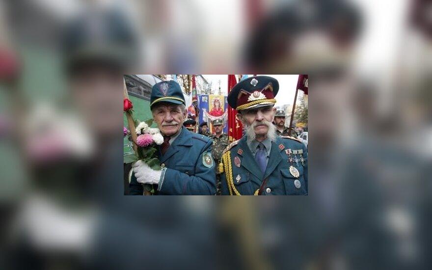 Ветераны Украинской повстанческой армии