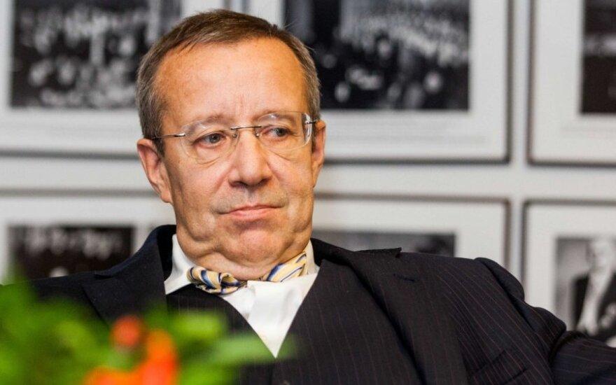 Глава Эстонии хочет видеть в стране постоянные силы НАТО