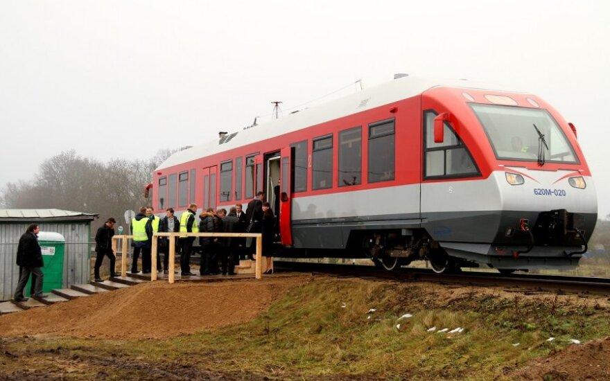Кубилюс высказал еще одно предположение в связи с Rail Baltica