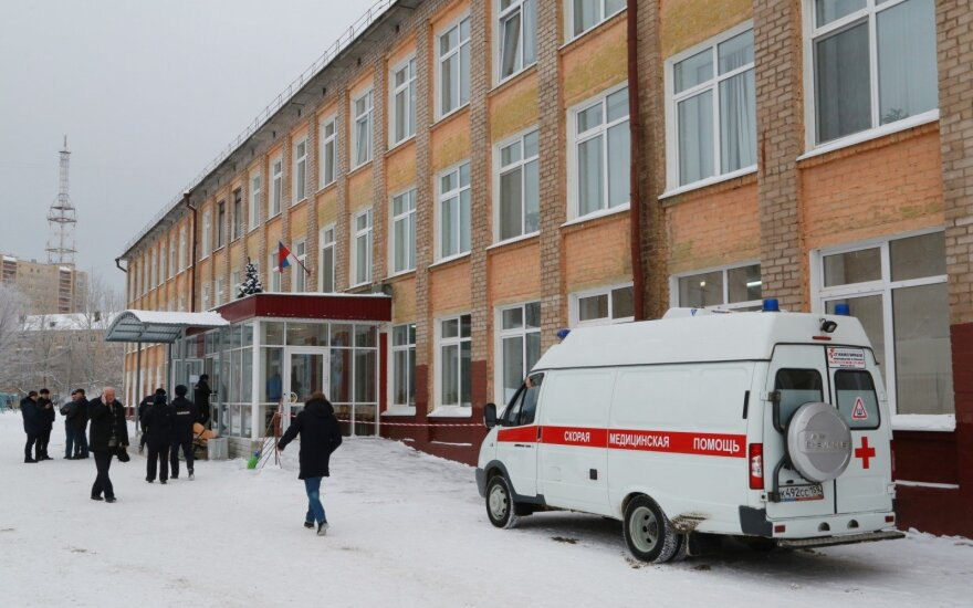 В российском Кузбассе школьники падают в голодные обмороки