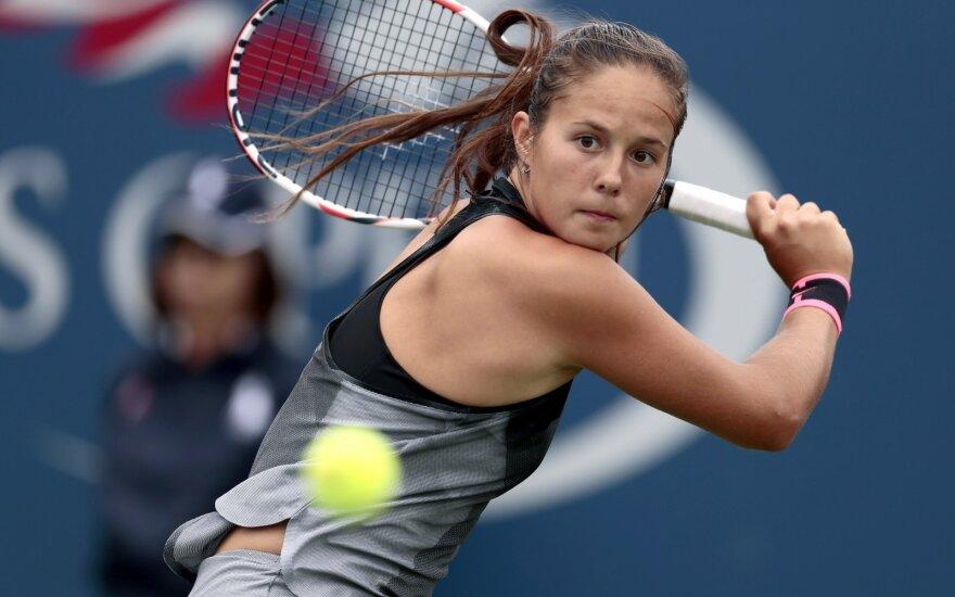 US Open: Darja Kasatkina - Jelena Ostapenko