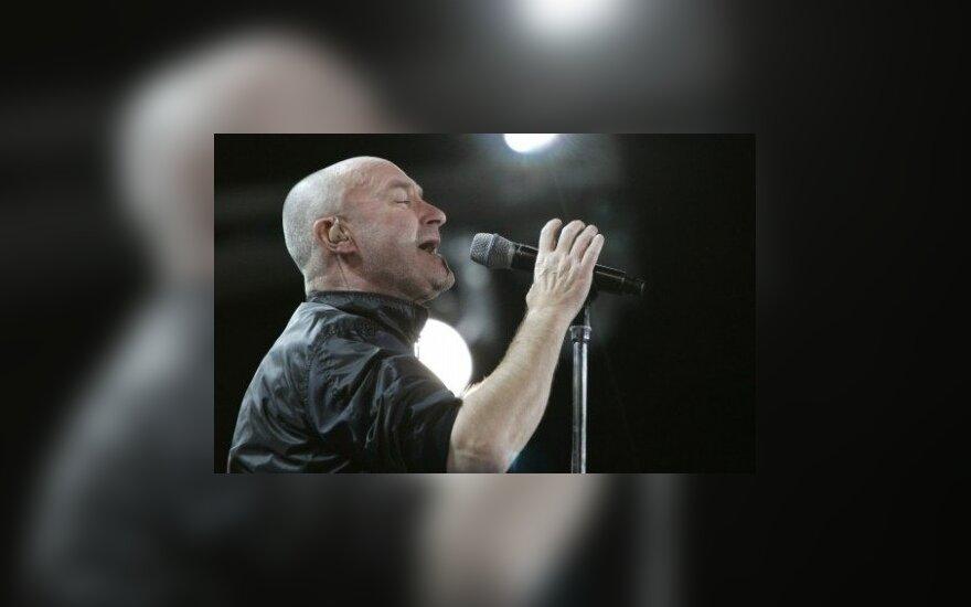 Легенда рока Фил Коллинз ушел на покой