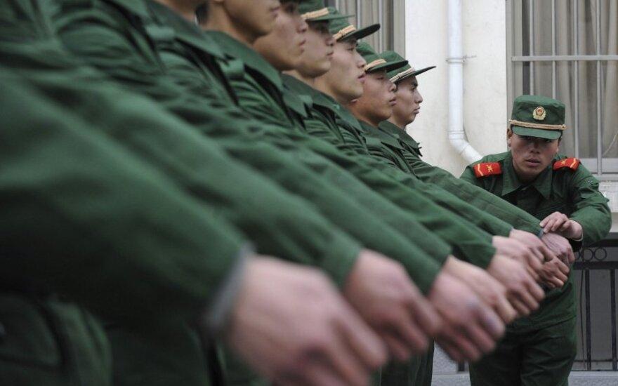 В латвийских портах могут появиться китайские военные корабли