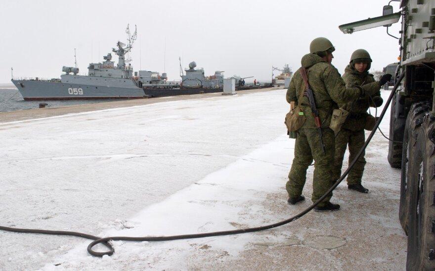 В The New York Times не будут исправлять карту с Крымом