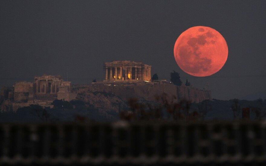 Сегодня – самое долгое лунное затмение в XXI веке