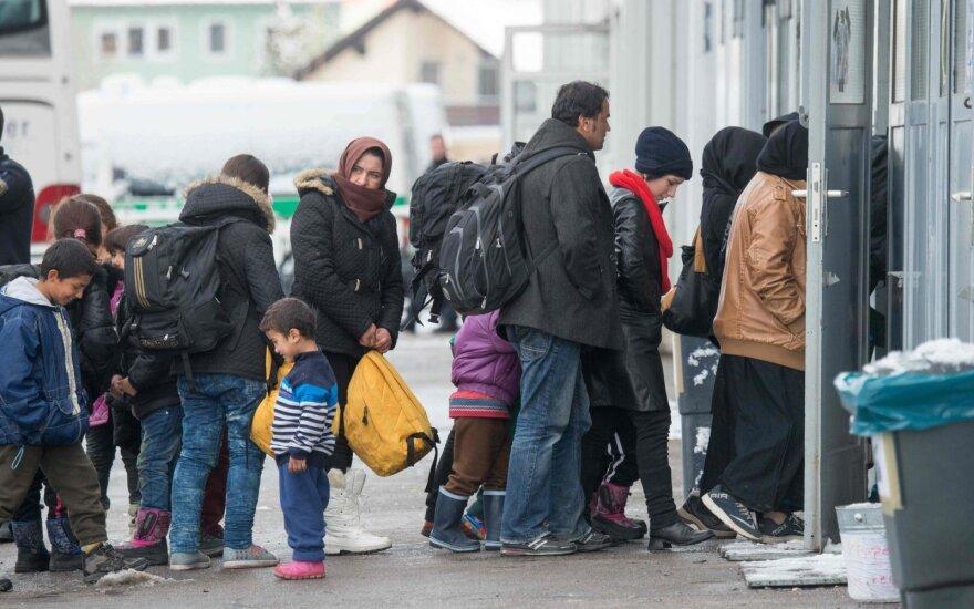 Главы парламентских комитетов стран Балтии и Польши обсудят миграционный кризис
