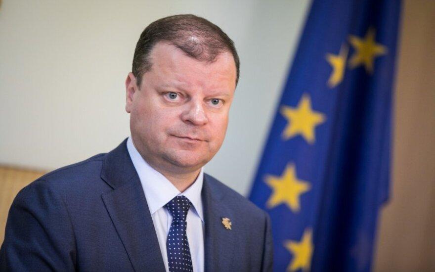Премьер Литвы не прогнозирует улучшения отношений с Россией