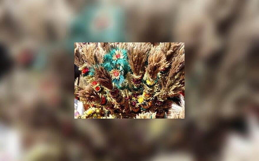 В выходные ярмарка Казюкаса состоится в Неменчине