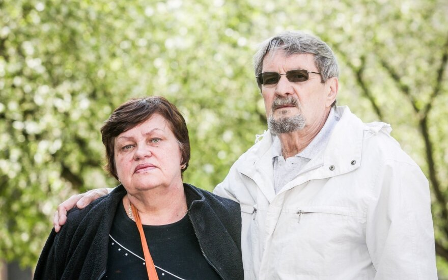 Liudmila ir Konstantinas Bonyčevai