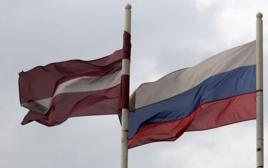 Отношения Латвии и России на высшем уровне заморожены