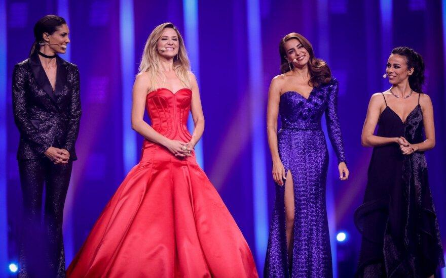 """ФОТО: Определены первые 10 финалистов """"Евровидения"""", ставки изменились"""