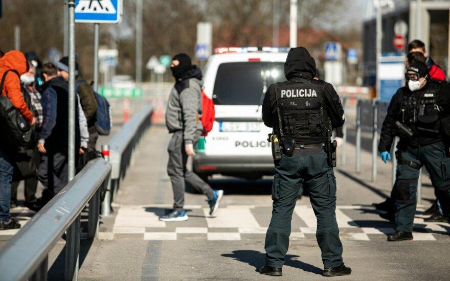 За сутки поступило 221 сообщение о нарушении правил карантина, оштрафованы 111 человек