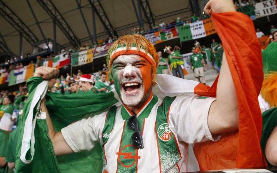 Airijos komandos aistruoliai