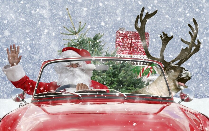 Рождественское пожелание президента Литвы англичанам: определитесь, чего хотите, а Санта-Клаус исполнит