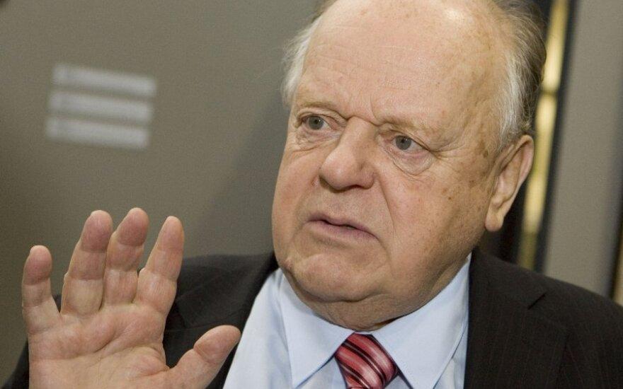 Станислав Шушкевич: я просто не упустил возможности развалить СССР