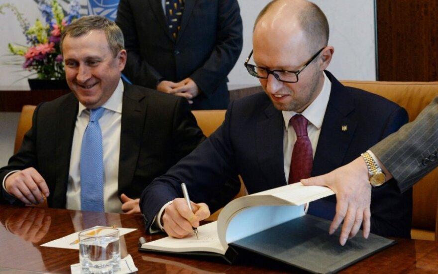 Политическая часть Соглашения об ассоциации Украина-ЕС будет подписана 21 марта
