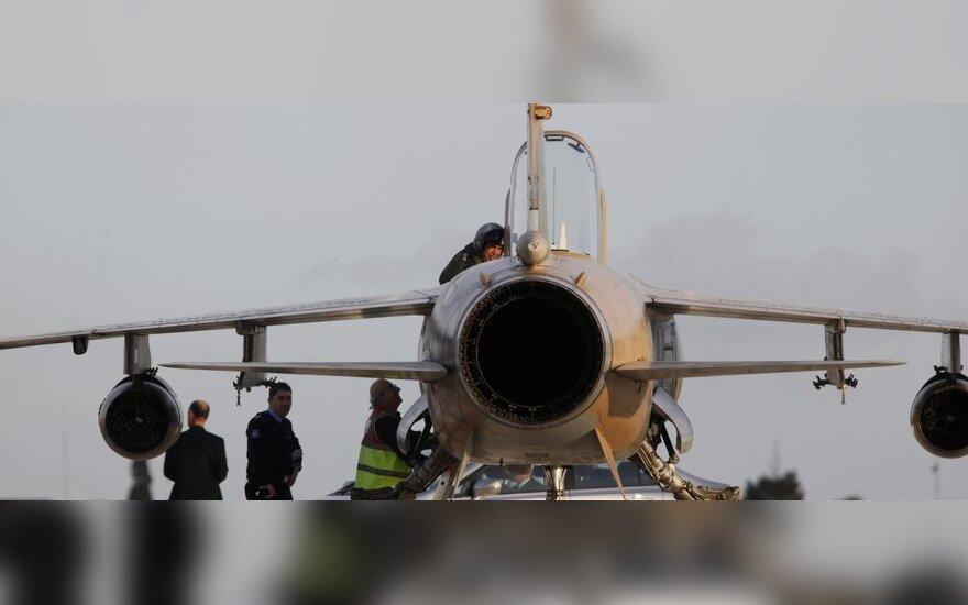 """Ливия закрыла """"воздух"""" для иностранных самолетов"""