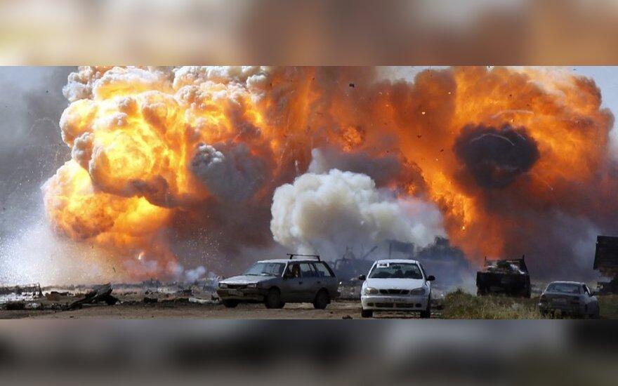 Neramumai Libijoje
