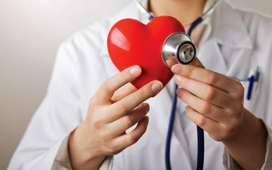 Serce statystycznego Polaka jest średnio o 6 lat starsze od niego samego